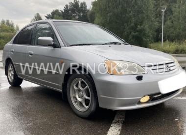 Honda Civic 2002 Седан Армавир