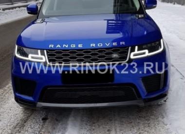 Land Rover Range Rover Sport 2019 Внедорожник Новороссийск