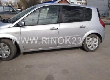Renault Scenic 1 2007 Минивэн Славянск на Кубани