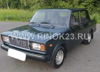 ВАЗ (LADA) 21070 2000 Седан Казанская