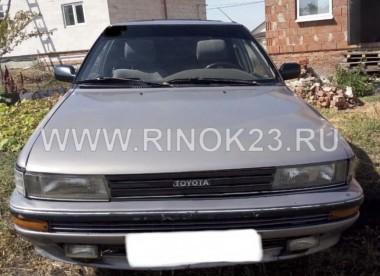 Toyota Corolla 1987 Хетчбэк Х. Крупской