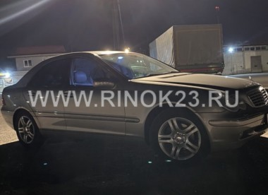 Mercedes-Benz C200 2003 Седан Белореченск