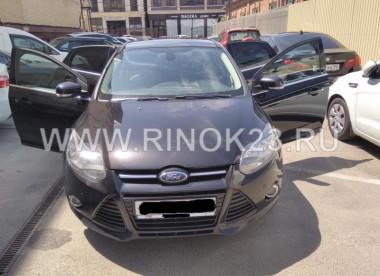 Ford Focus cедан 2012 бензин 2.0 л АКПП в Краснодаре