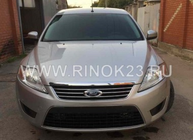 Ford Mondeo  2010 Седан Краснодар