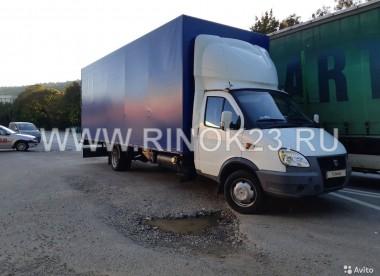 ГАЗ Газель  2007 Фургон Краснодар