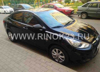 Hyundai Solaris 2011 Седан Краснодар
