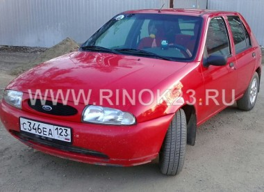 Ford Fiesta 1999 Хетчбэк Ахтырский