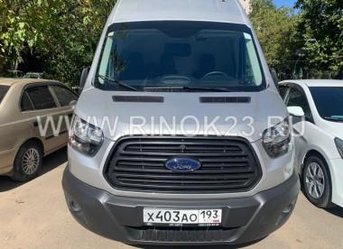 Ford Tranzit 2020 Мебельный фургон Краснодар