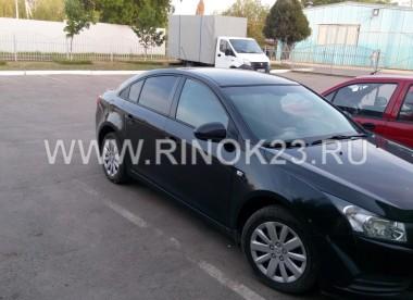 Chevrolet Cruze седан 2012 г. бензин 1.6 л МКПП Краснодар