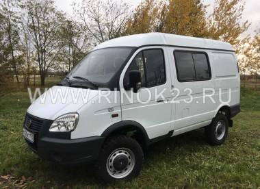 ГАЗ 27527 2020 Комби Краснодар
