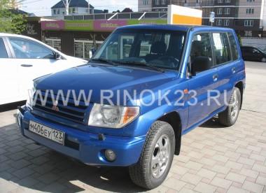 Mitsubishi Pajero Pinin 4 WD 2003 г. 1.8 л. МКПП Внедорожник в Краснодаре