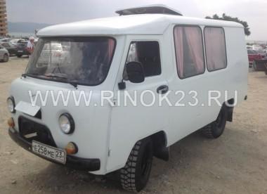 УАЗ  3303 КУБАНЕЦ 1994 Микроавтобус Новороссийск