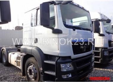 MAN TGS 26440L 2013 Седельный тягач дизель 10.5 л МКПП