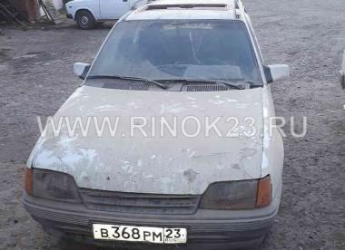 Opel Kadett 1987 Универсал Краснодар