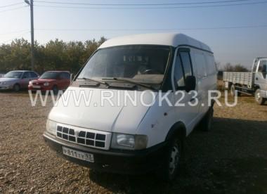 ГАЗ 2705 (Газель) 2002 Фургон Усть-Лабинск