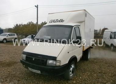 ГАЗ 27851 Газель 2001 Фургон Усть-Лабинск