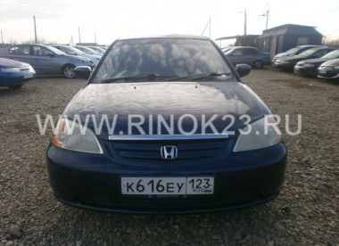 Honda  Civic 2002 Седан Усть-Лабинск