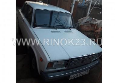 ВАЗ (LADA) 2107 1996 Седан ст.Кавказская
