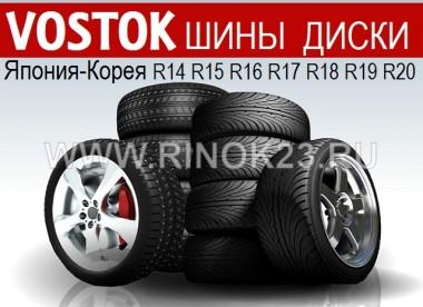 Шины, диски R14 R15 R16 R17 R18 R19 R20 Япония-Корея в Краснодаре