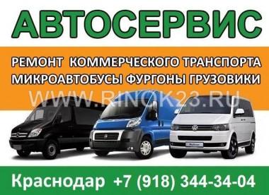 Автосервис микроавтобусов «Авангард-Юг»