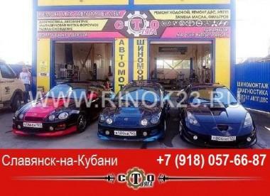 Ремонт диагностика легковых авто Славянск-на-Кубани СТО-ТЯГА