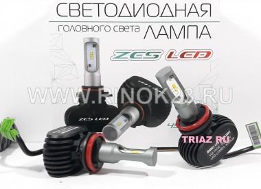 Светодиодные лампы H11 4300K Краснодар