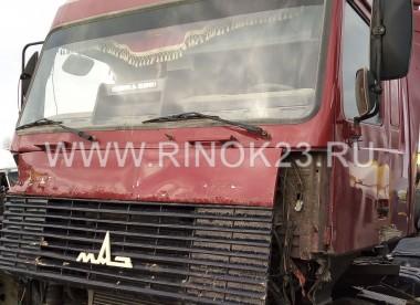МАЗ седельный тягач 2006 в разбор на запчасти ст. Новотитаровская