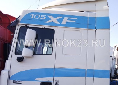 Кабина DAF 105 2007 в разбор ст. Новотитаровская