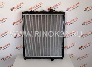 Радиатор охлаждения Hyundai HD72  HD78   Краснодар
