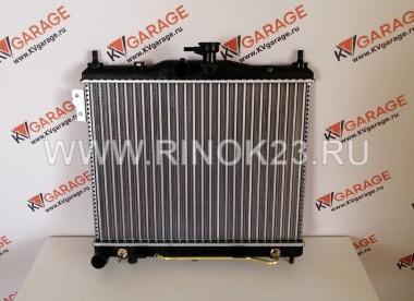 Радиатор охлаждения Hyundai Getz 2002-2008 AT Краснодар