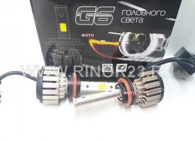 Светодиодные лампы H11 5000K Краснодар