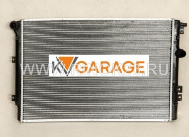 Радиатор охлаждения VW TIGUAN 1.4T / 2.0T 2007-2016 Краснодар