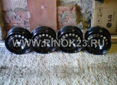 Диски Chevrolet Aveo R15 GM KOREA штамповка в Краснодаре