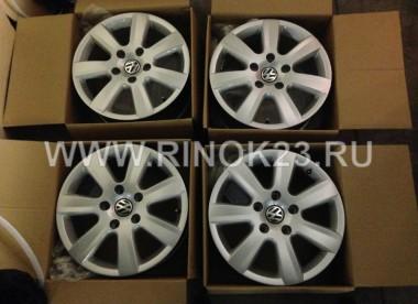 оригинальные диски R17 на Volkswagen