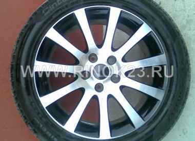 Колеса с летней резиной Pirelli 225/50/R17 на литых дисках